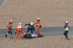 Luke Stapleford, Profile Racing after crash