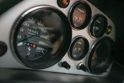 1978 Gilles Villeneuve Ferrari 308 GTS detay
