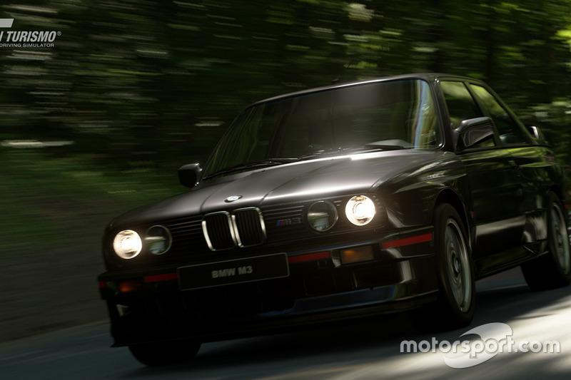 BMW M3 Sport Evolution '89