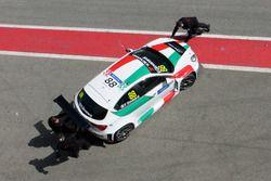 Fabrizio Giovanardi, Team Mulsanne Alfa Romeo Giulietta TCR