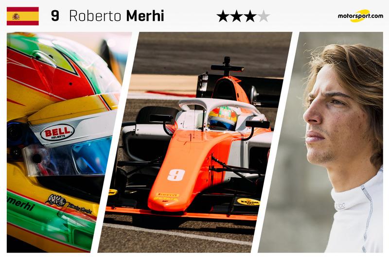 Roberto Merhi - 27 yaş