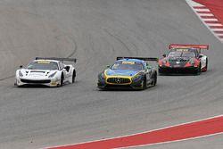 TR3 Racing Ferrari 488 GT3: Wei Lu, Jeff Segal, Lone Star Racing Mercedes-AMG GT3: , Pfaff Motorsports Porsche 911 GT3 R: Scott Hargrove, Wolf Henzler