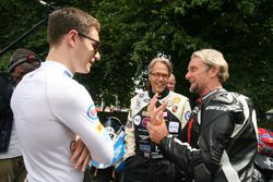 Stoffel Vandoorne, Lord March, Carl Fogarty