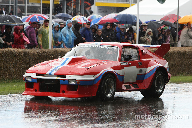 Triumph Tr7 V8 Turbo Le Mans At Goodwood Festival Of Speed