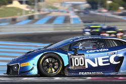 #100 Attempto Racing Lamborghini Huracan GT3: Max van Splunteren, Jeroen Mul, Paul van Splunteren