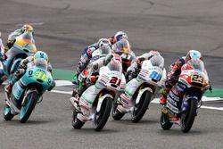 Francesco Bagnaia, Aspar Team Mahindra, Niccolo Antonelli, Ongetta-Rivacold