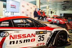 Nissan program announcement