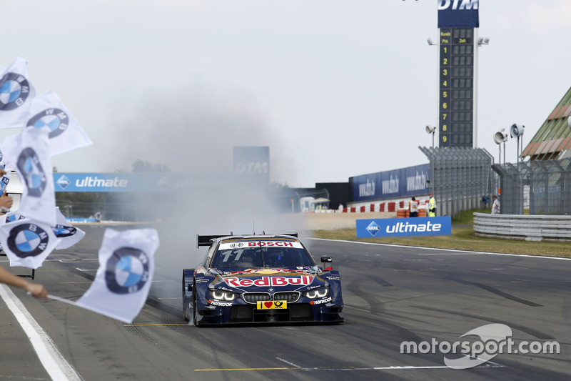 Nürburgring (Carrera 1): Marco Wittmann, BMW Team RMG, BMW M4 DTM