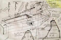 Enrique Scalabroni aktif windscreen çizimi