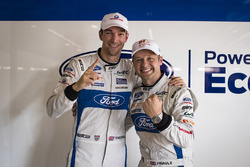 Polesitters LMGTE Pro #67 Ford Chip Ganassi Racing Team UK Ford GT: Andy Priaulx, Harry Tincknell