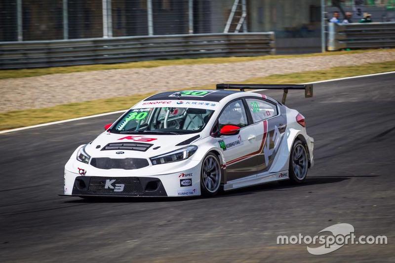 Kia Racing Team China