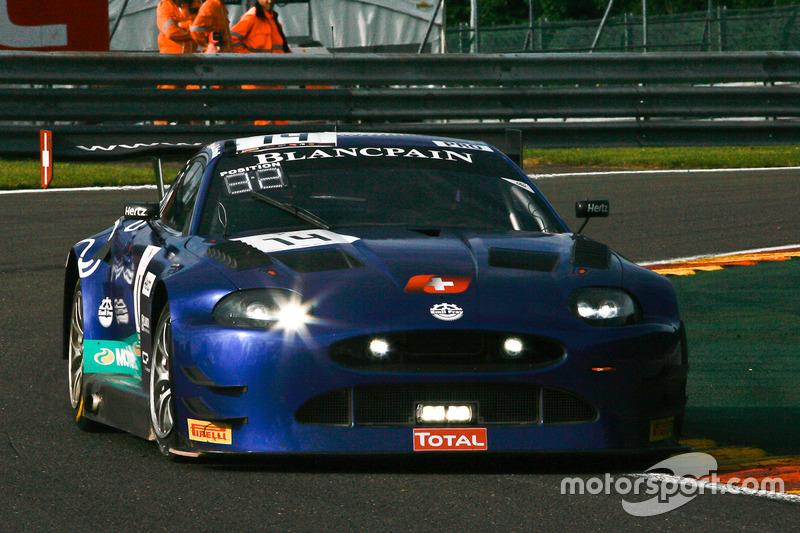 #14 Emil Frey Racing Emil Frey Jaguar G3: Lorenz Frey, St?phane Ortelli, Albert Costa