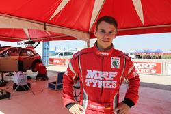 Fabian Kreim, Skoda Fabia R5, Team MRF