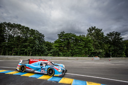 #25 Algarve Pro Racing Ligier JSP2 Nissan: Michael Munemann, Chris Hoy, Andrea Pizzitola