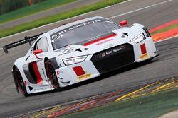 #75 ISR, Audi R8 LMS: Marlon Stockinger, Edoardo Mortara, Filip Salaquarda