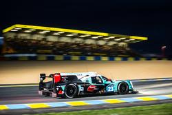 #23 Panis Barthez Competition Ligier JS P2 Nissan: Fabien Barthez, Timothé Buret, Paul-Loup Chatin