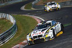 Richard Westbrook, Markus Palttala, Klaus Graf, ROWE Racing, BMW M6 GT3