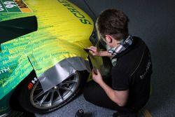 Wrapping Schaeffler Audi RS 5 DTM 2016