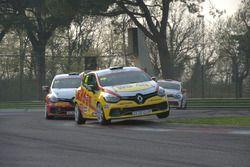 Fabio Francia, Rangoni Corse, in testa al gruppo