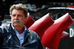 Mike Helton, vice chairman NASCAR