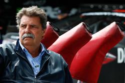 NASCAR-Präsident Mike Helton