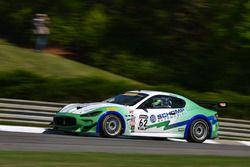 #62 Klenin Performance Racing Maserati GranTurismo MC Trofeo: Mark Klenin