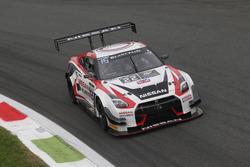 #22 Nissan GT Academy Team RJN, Nissan GT-R Nismo GT3: Romain Sarazin, Matthew Simmons, Sean Walkinshaw