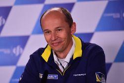 Николас Губерт, исполнительный директор и технический директор Michelin Motorsport