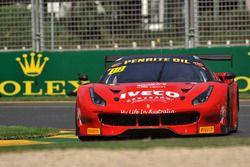 #88 Maranello Motorsport Ferrari 488 GT3: Peter Edwards, Tony D'Alberto