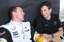 #4 Corvette Racing Chevrolet Corvette C7.R: Oliver Gavin, Marcel Fässler