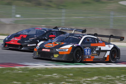 #14 Optimum Motorsport Audi R8 LMS: Joe Osborne, Flick Haigh, Ryan Ratcliffe