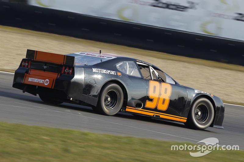 Eric De Doncker, Motorsport #98, Ford Mustang