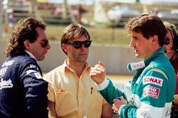 Klaus Ludwig, Mercedes, met Wolfgang Schattling en Bernd Schneider, Mercedes