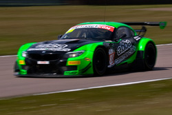 #88 Team Abba with Rollcentre Racing BMW Z4 GT3: Richard Neary, Martin Short