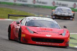 Galassi, Team Malucelli, Ferrari 458 Italia-GT3 #60