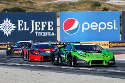 #16 Change Racing Lamborghini Huracan GT3 : Spencer Pumpelly, Corey Lewis