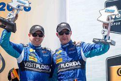 Marc Goossens, Ryan Dalziel, VisitFlorida.com Racing