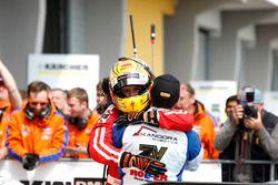Ganador de la carrera #77 Callaway Competition, Corvette C7 GT3: Jules Gounon, Daniel Keilwitz
