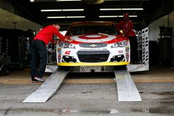L'auto di Kyle Larson, Chip Ganassi Racing Chevrolet