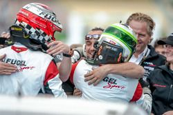Dominik Fugel, Team Honda ADAC Sachsen, Honda Civic TCR und Steve Kirsch, Team Honda ADAC Sachsen, H