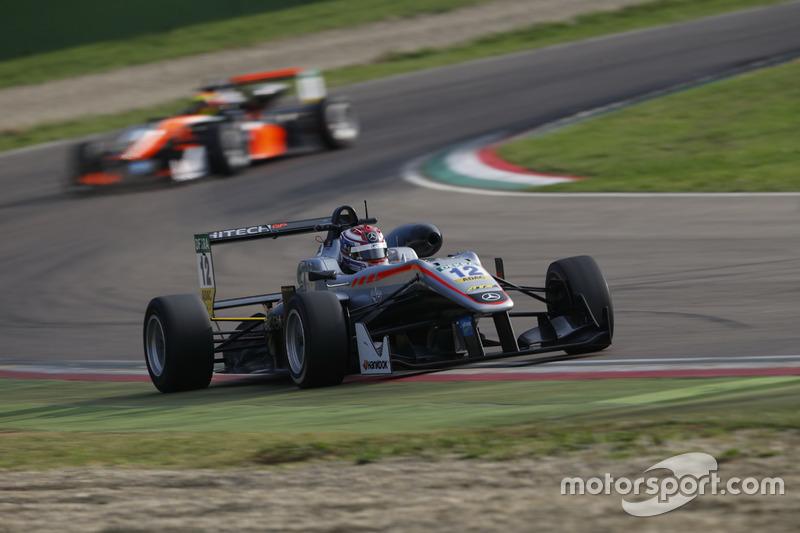 George Russell, HitechGP Dallara F312 – Mercedes-Benz