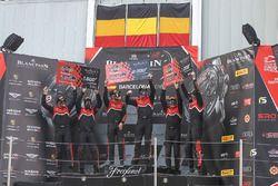 Belgian Audi Club Team WRT ganadores del pitstop challenge