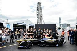 TECHEETAH Formula E Team Tanıtımı