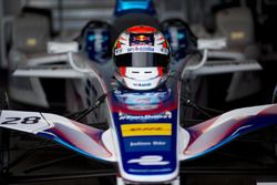 Helm von Antonio Felix da Costa, Amlin Andretti Formula E Team