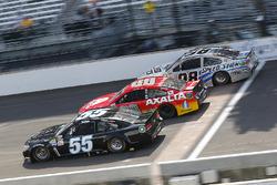 Reed Sorenson, Premium Motorsports Chevrolet, Jeff Gordon, Hendrick Motorsports Chevrolet, Cole Whit