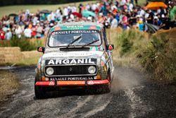 Klasik Renault ralli otomobili