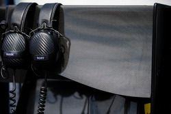 Les casques audio des ingénieurs RUSSIAN TIME