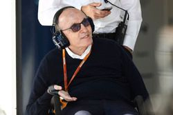 Sir Frank Williams, Williams, Team Principal