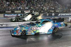 Courtney Force, Alexis DeJoria