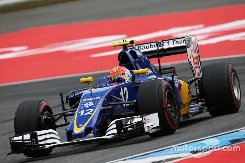 21. Felipe Nasr, Sauber C35